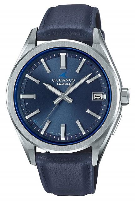 【送料無料】新品 正規品 カシオ CASIO 腕時計 オシアナス CLASSIC LINE Bluetooth 搭載 電波ソーラー OCW-T200SLE-2AJR