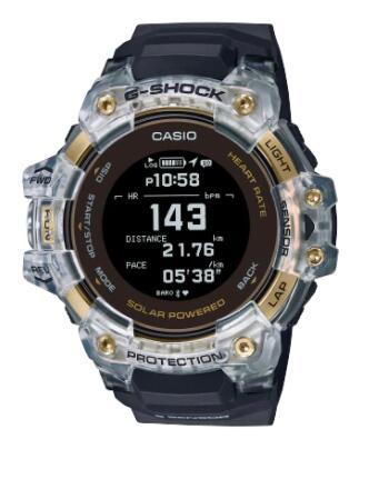 メンズ 腕時計 期間限定今なら送料無料 送料無料 新品 正規品 CASIO カシオ 無料サンプルOK ジー スクワッド G-SQUAD G-SHOCK ジーショック GBD-H1000-1A9JR