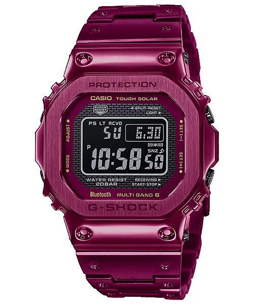 メンズ 腕時計 新品 正規品 限定タイムセール CASIO G-SHOCK GMW-B5000RD-4JF カシオ ジーショック フルメタル 正規品スーパーSALE×店内全品キャンペーン