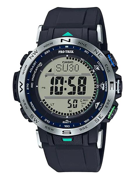 メンズ 人気急上昇 腕時計 新品 正規品 CASIO カシオ PROTREK 40%OFFの激安セール プロトレック 日本自然保護協会コラボレーションモデル PRW-30NJ-1JR