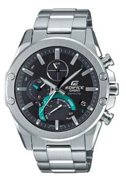 メンズ 期間限定で特別価格 腕時計 新品 正規品 CASIO カシオ EDIFICE 新作通販 エディフィス EQB-1000YD-1AJF LINK SMARTPHONE ソーラー時計 薄型FLAT スマートフォンリンク DESIGN