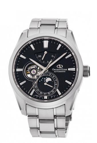 メンズ 腕時計 人気ブランド 新品 正規品 !超美品再入荷品質至上! SEIKO EPSON メカニカルムーンフェイズ ORIENTSTAR セイコーエプソン RK-AY0001B オリエントスター