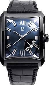 【送料無料】【120回無金利対応】新品 正規品 ミナセ MINASE 国産腕時計 HiZ 自動巻き クロコ革 日本製 VY03-K05KD 生産終了品 新品入手困難