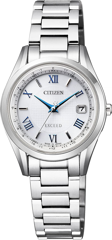 レディース 市販 腕時計 送料無料 新品 正規品 CITIZEN ES9370-62A EXCEED エクシード シチズン 電波