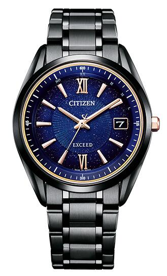メンズ 腕時計 待望 商品 新品 正規品 CITIZEN シチズン EXCEED エクシード コズミックブルー チタニウム技術50周年記念 限定700本 限定モデル AS7164-99L コレクション