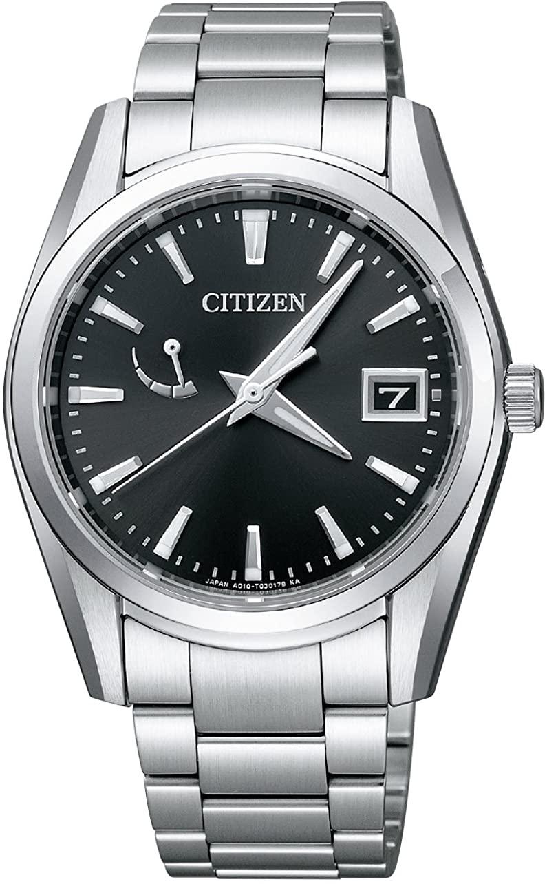 メンズ 腕時計 新品 正規品 CITIZEN 期間限定で特別価格 AQ1000-66E シチズン ソーラー 祝開店大放出セール開催中 ザシチズン TheCITIZEN