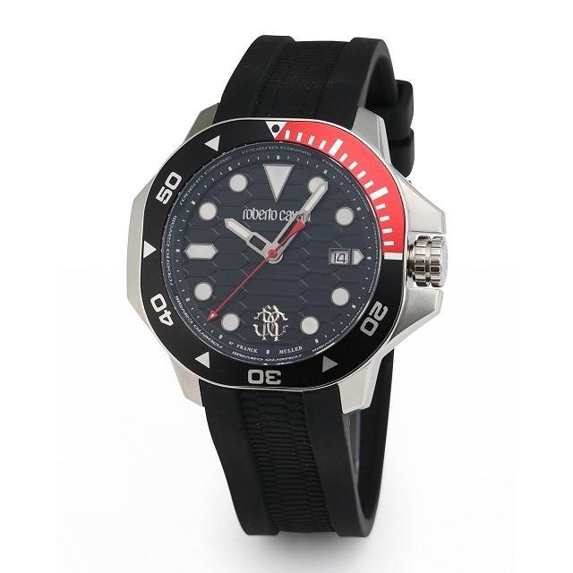 メンズ 腕時計 送料無料 激安超特価 新品 正規品 roberto MULLER ロベルトカヴァリbyフランクミュラー 直営限定アウトレット cavalli FRANCK by RV1G104P0011