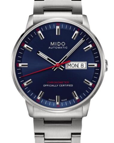 新品 正規品 MIDO クロノメーター M021.431.11.041.00 予約販売品 送料無料激安祭 コマンダー