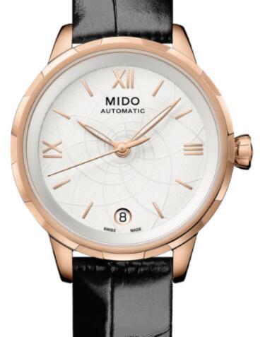 レディース 腕時計 新品 正規品 MIDO 無料 70%OFFアウトレット M043.207.36.018.00 レインフラワー