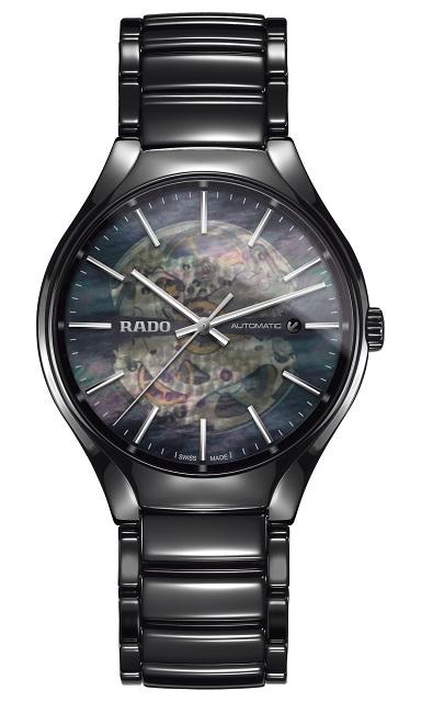 ランキング総合1位 メンズ 腕時計 新品 正規品 RADO R27100912 True Automatic OpenHeart 有名な