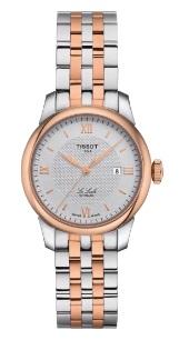 レディース 腕時計 新品 正規品 TISSOT 買取 ティソ ル 29.00 T006.207.22.038.00 超美品再入荷品質至上 レディ オートマティック ロックル