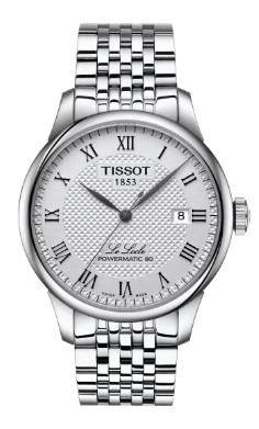 メンズ 腕時計 新品 おすすめ特集 正規品 レビューを書けば送料当店負担 TISSOT ティソ 80 ロックル パワーマティック T006.407.11.033.00 ル