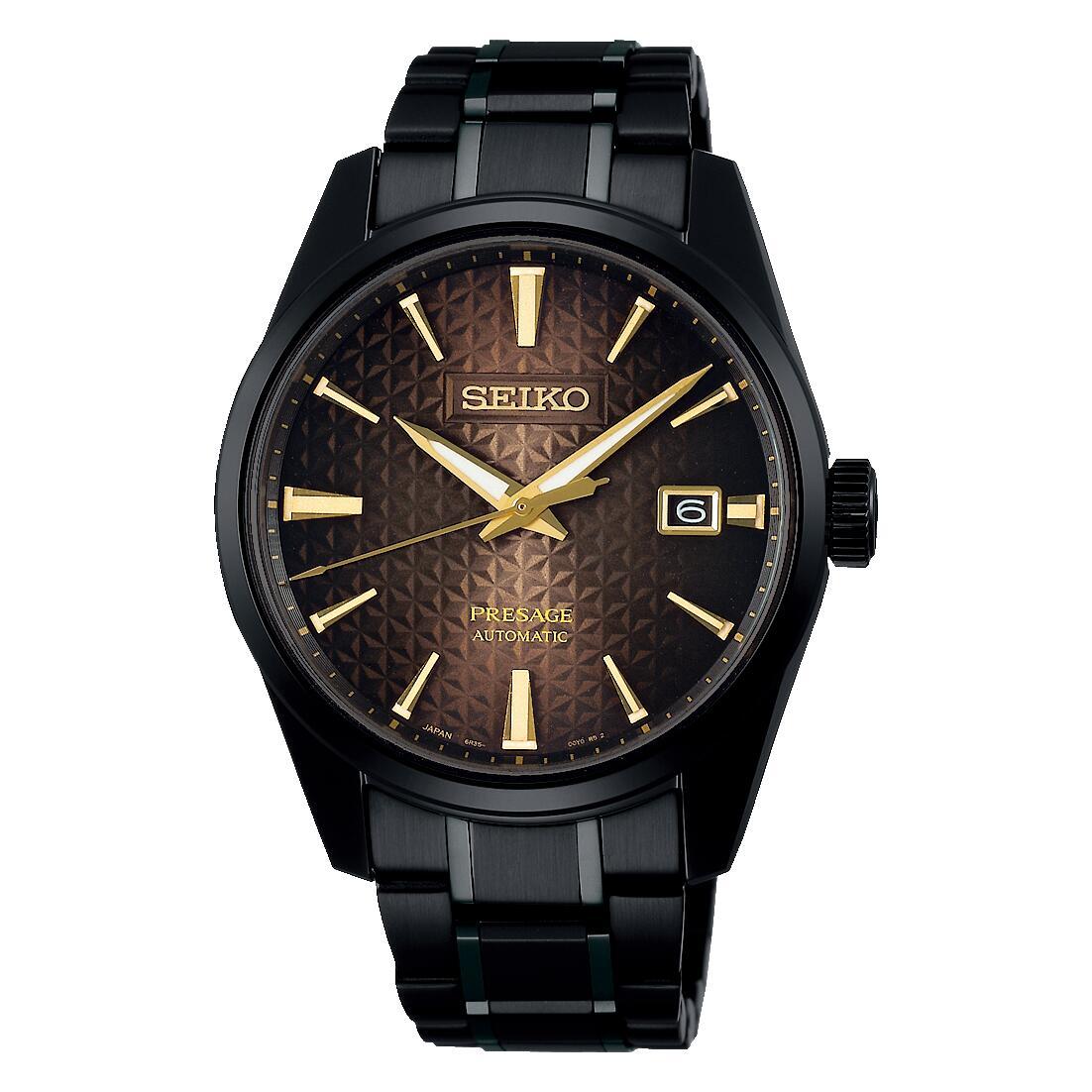 高価値 メンズ 腕時計 新品 正規品 SEIKO セイコー PRESAGE プレサージュ Seiko 低価格化 Limited 限定4000本 メカニカル Edition 140th Anniversary SARX085 コアショップモデル