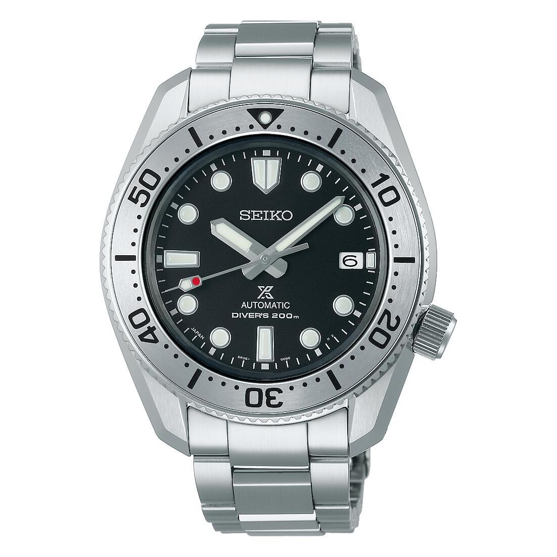 メンズ 腕時計 新品 正規品 SEIKO セイコー 割引 PROSPEX ダイバースキューバ 1968 メカニカルダイバーズ 全品最安値に挑戦 プロスペックス SBDC125 現代デザイン
