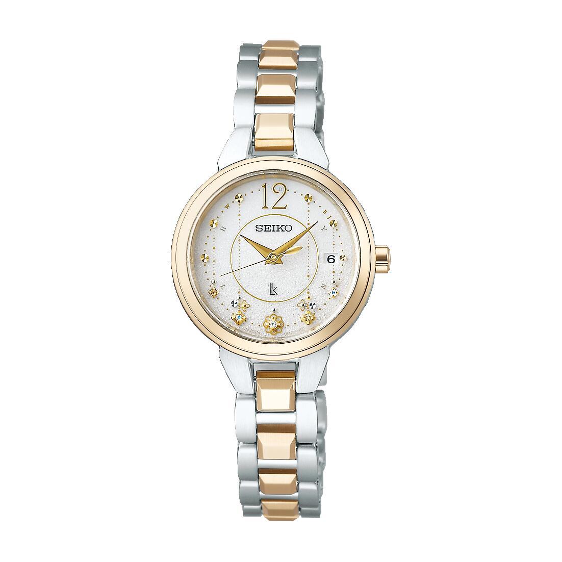 レディース 腕時計 新品 通販 正規品 SEIKO セイコー LUKIA 2020 限定2500本 クリスマス限定モデル 国内正規品 ソーラー電波 SSVW184 ルキア
