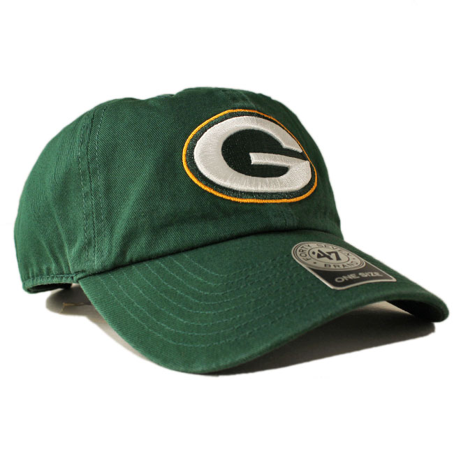 47 BRAND forty seven brand strap back Cap 10P03Dec16  the ladies NFL GREEN  BAY PACKERS Green Bay Packers Hat Cap low-profile men s size  dacf2534d