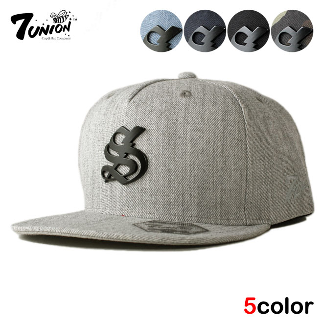 Liberalization 7 Union Seven Strap Back Caps Cap Hat Basic 356f629a04cd