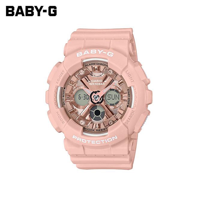 【女性用】 カシオ ベビーG 腕時計 ベビージー ベイビージー レディース CASIO BABY-G 防水 [ 国内正規品 ] [ pk ]