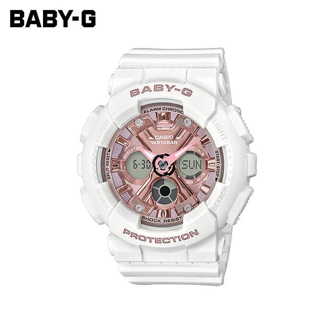 【女性用】 カシオ ベビーG 腕時計 ベビージー ベイビージー レディース CASIO BABY-G 防水 [ 国内正規品 ] [ wt ]