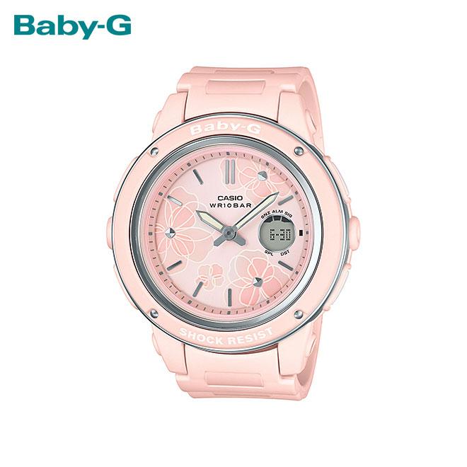 【女性用】 カシオ ベビーG 腕時計 ベビージー ベイビージー レディース CASIO BABY-G 防水 [ 国内正規品 ] [ pk ptn ]