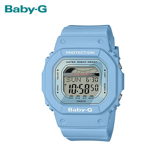 【女性用】 カシオ ベビーG 腕時計 ベビージー ベイビージー レディース CASIO BABY-G 防水 [ 国内正規品 ] [ lbe ]