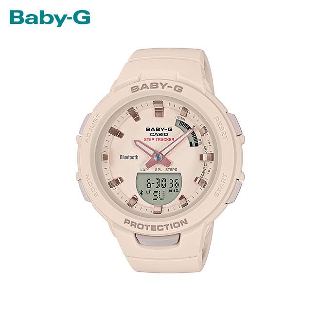 【女性用】 カシオ ベビーG 腕時計 ベビージー ベイビージー レディース CASIO BABY-G 防水 [ 国内正規品 ] [ lbw ]