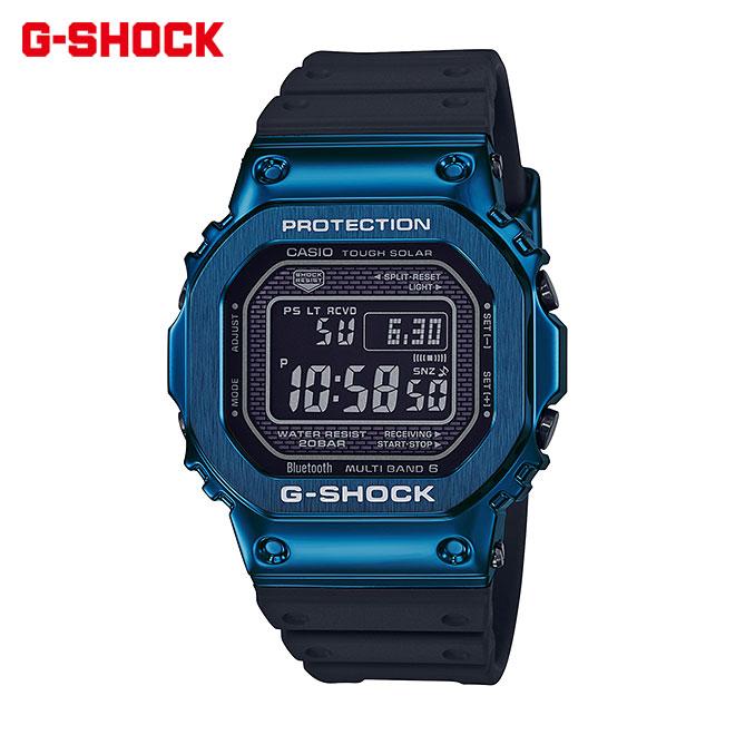 カシオ Gショック 腕時計 ジーショック メンズ レディース CASIO G-SHOCK 電波 ソーラー 防水 [ 国内正規品 ] [ bl ]