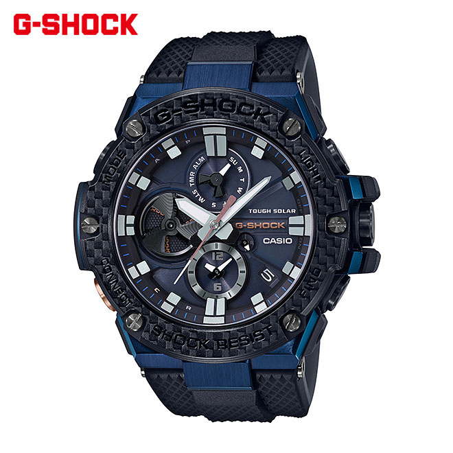 カシオ Gショック 腕時計 ジーショック メンズ レディース CASIO G-SHOCK ソーラー 防水 [ 国内正規品 ] [ bk ]