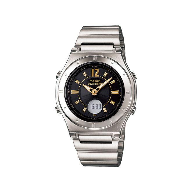 【女性用】 カシオ ウェーブセプター 腕時計 レディース CASIO wave ceptor 電波 ソーラー 防水 [ 国内正規品 ]
