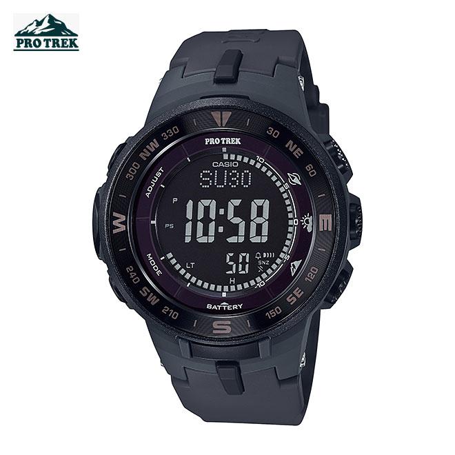 カシオ プロトレック 腕時計 メンズ レディース CASIO PRO TREK ソーラー 防水 [ 国内正規品 ] [ bk ]