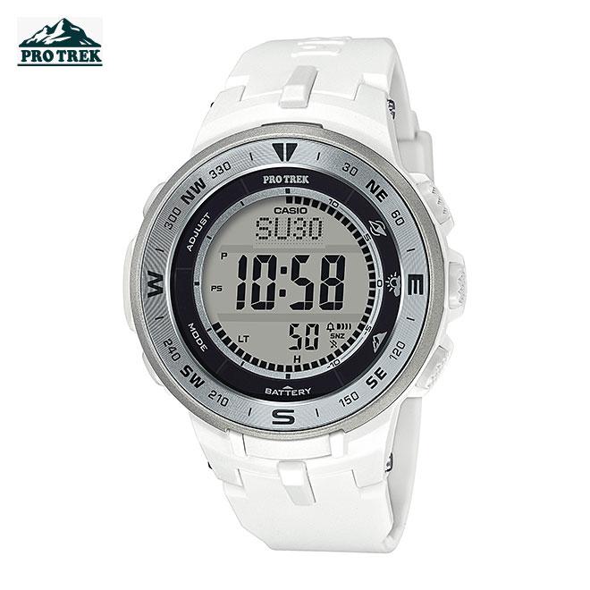 カシオ プロトレック 腕時計 メンズ レディース CASIO PRO TREK ソーラー 防水 [ 国内正規品 ] [ gy ]