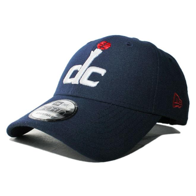san francisco cceda be688 New Erastus lap back cap hat NEW ERA 9forty men gap Dis NBA Washington  Wizards adjustable ...