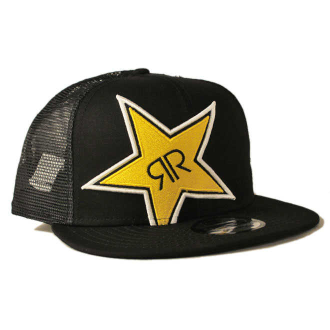 52e7fb903de ... ireland rockstar energy drink rock star energy drink new gills mesh cap  new era cap newera ...