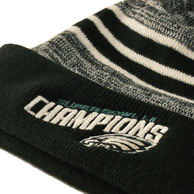 9bd447016 New gills knit hat beanie cap hat men gap Dis NEW ERA NFL Philadelphia  Eagles one size [gy ptn]