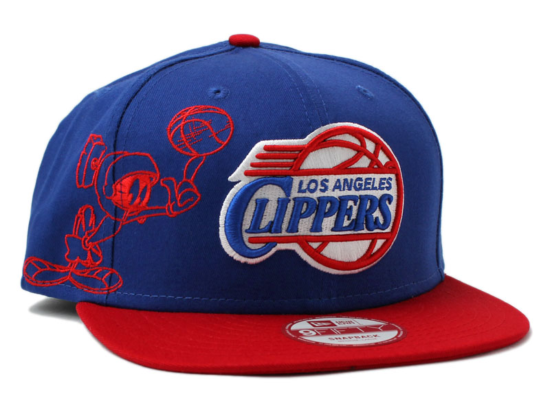 NEW ERA new era snap back Cap new era cap newera 9fifty Looney Tunes in  collaboration with NBA LOS ANGELES CLIPPERS Los Angeles Clippers Cap large  size hats ... 5063c348448