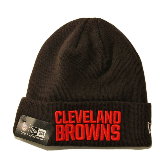 sports shoes 7f1e1 04bd0 release date mens cleveland browns new era brown color rush on field cuffed  knit hat 86f76 3731c  coupon for new era new era beanie new era cap newera  hat ...