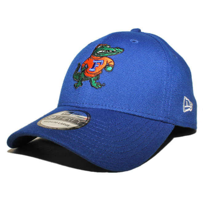 NCAA PRIMARY LOGO TEAM CLASSIC FLEX FIT CAP FLORIDA 人気 おすすめ GATORS ニューエラ ベースボールキャップ 帽子 XL 爆買い新作 レディース NEW フロリダ S M ゲーターズ 39thirty メンズ bl ERA L