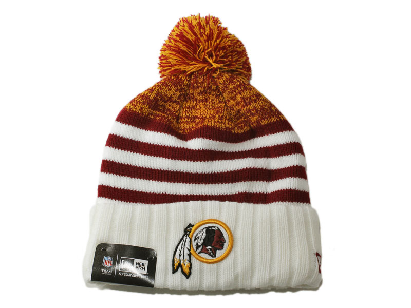 NEW ERA new era caps new era cap newera NFL WASHINGTON REDSKINS Washington  Redskins caps knitting Hat Beanie Kamon Cap one size large size hats men  women b668f7986ca