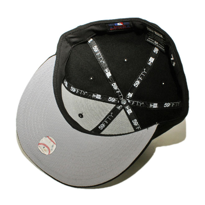 info for 53e71 f4099 New gills baseball cap hat NEW ERA 59fifty men gap Dis MLB Miami Marlins 6  3 4-8 1 4  bk