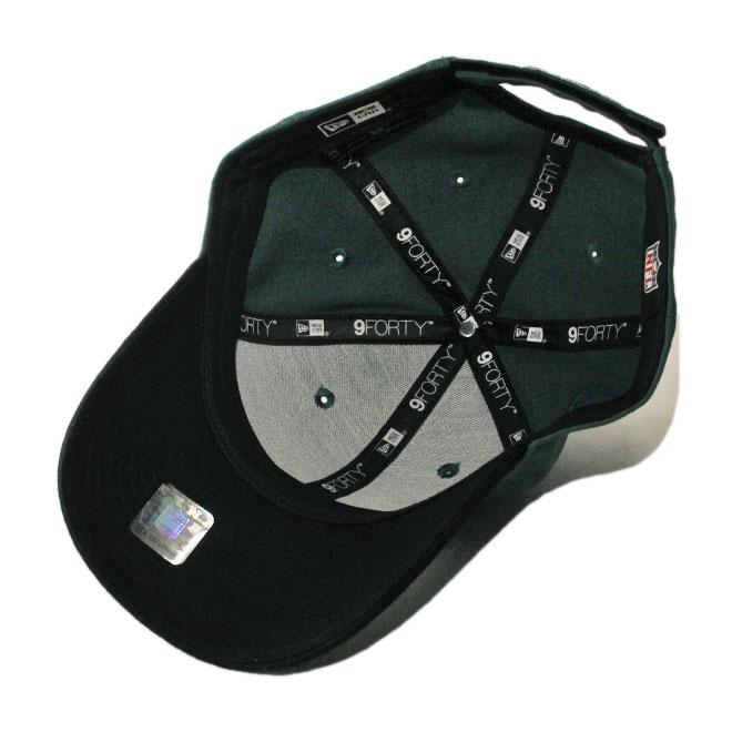 the best attitude 71a62 dac6c ... New Erastus lap back cap hat NEW ERA 9forty men gap Dis NFL  Philadelphia Eagles adjustable