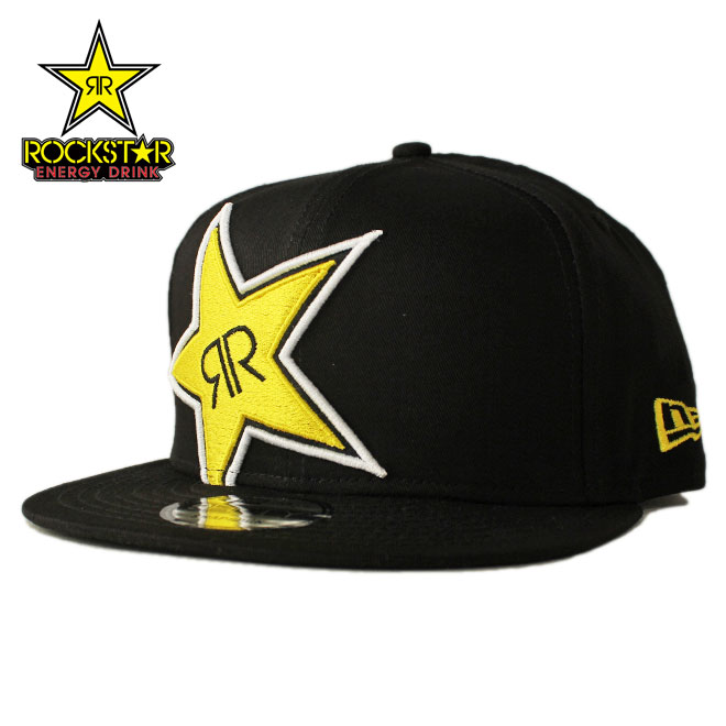 Rockstar Hat Snapback