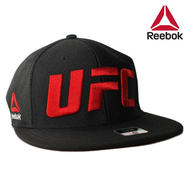 9fb1ada8672 Reebok Reebok baseball cap [the size that hat cap baseball cap UFC you F  sea collaboration men gap Dis has a big] [bk]