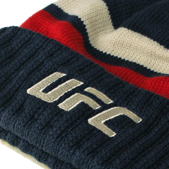 d8f94ff99 Reebok Reebok knit hat [hat cap knit cap beanie UFC you F sea collaboration  men gap Dis adjustable size] [nv ol ptn]