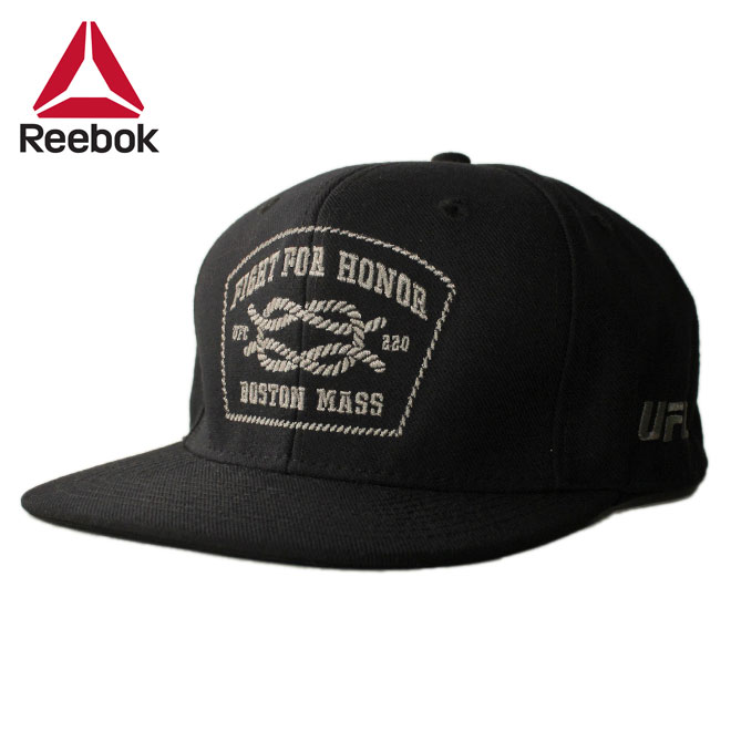 07a6ce077b Liberalization  Reebok Reebok snapback cap  hat cap UFC you F sea ...