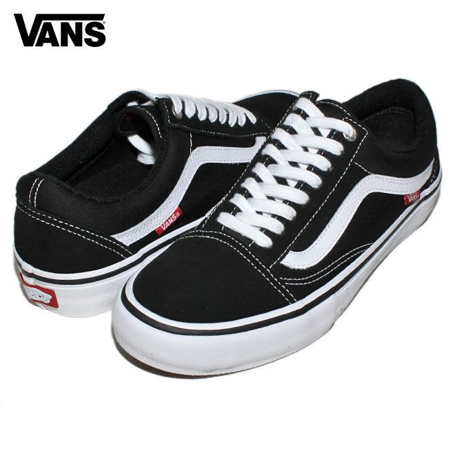 Liberalization  Vans old school pro sneakers shoes men VANS OLD SKOOL PRO  8-10  bk   592710f55e5c