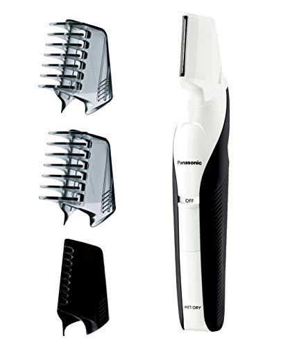 白 男性用 ER-GK60-W お風呂剃り可 ボディトリマー パナソニック