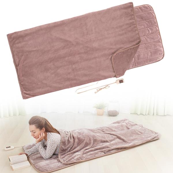 【送料無料】椙山紡織 SUGIYAMA あったか寝ころんぼマット [SB-NM903GJ] グレージュ 丸洗いOK! 寝袋