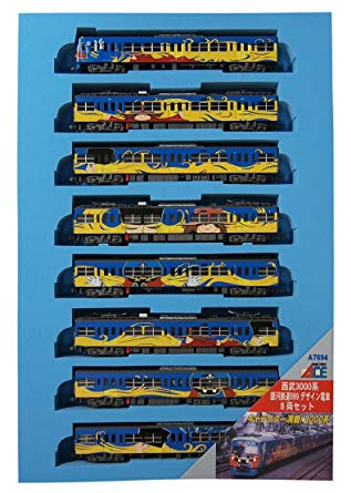 【35%OFF】 【中古】マイクロエース A7694 A7694 西武3000系 8両セット 銀河鉄道999デザイン電車 西武3000系 8両セット, アイタックス:acc746a5 --- clftranspo.dominiotemporario.com