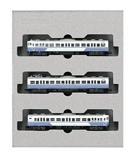 【中古】KATO 10-584 115系1000番台 新潟色 リニューアル車 3両セット