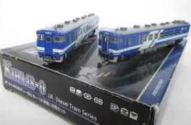 【中古】トミーテック Nゲージ/JR西日本商事・トレインボックス TOMIX製 JR キハ48-0形ディーゼルカー 小浜色 2両セット